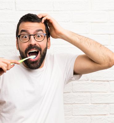Principales Errores en la higiene bucodental