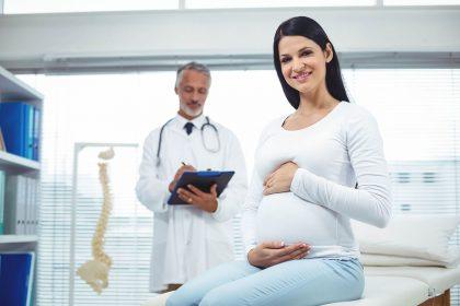 Precauciones en el embarazo y salud oral
