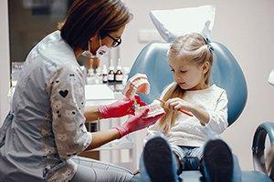 Odontopediatría: odontología infantil